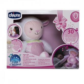 "Іграшка - нічник ""Овечка"" Chicco, 909010"