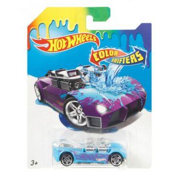 Машинка меняющая цвет What-4-2 Hot Wheels, BHR15