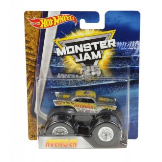 """Машина-позашляховик AVENGER серії """"Monster Jam"""" Hot Wheels, BHP37/DWN02"""