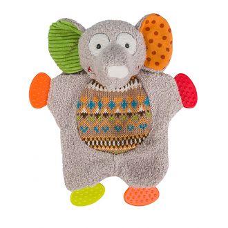 Іграшка-обнімашка Веселе слоненя, 1241