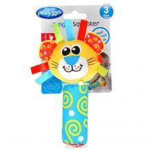 Іграшка-пищалка Левеня ,PlayGro,0183442