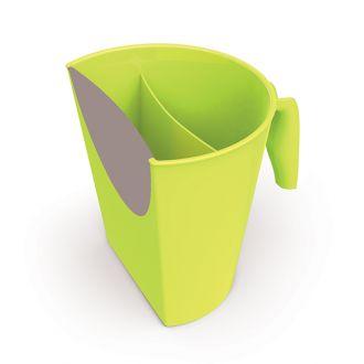 Кружка для миття голови салатова, 1035