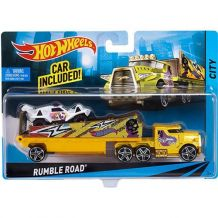 Машина далекобійника Rumble Road Hot Wheels, BDW56