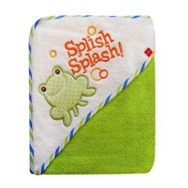 Махровое полотенце для купания Bobobaby, PEL