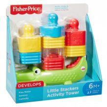 Развивающая игрушка Веселый крокодил, Fisher-Price, DRG34