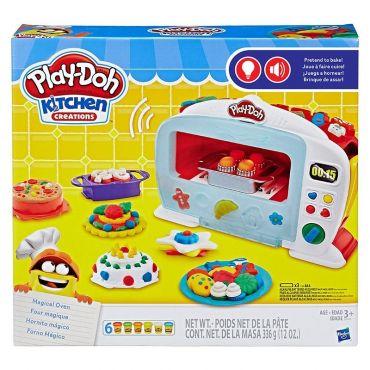 """Ігровий набір Play-Doh """"Чудо Піч"""", B9740"""
