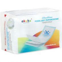 Прокладки послеродовые, akuku, A0369