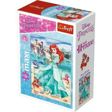 """Пазл Trefl Maxi mini """"Принцесса Ариэль"""", 21016"""