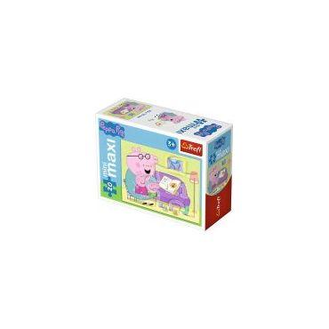 """Пазл Trefl Maxi mini """"Игры Свинки Пеппи"""", 21000"""