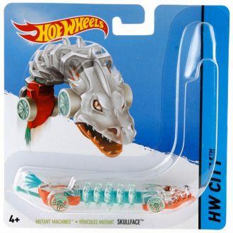 Машинки мутанти Skullface Hot Wheels, BBY78/BBY84