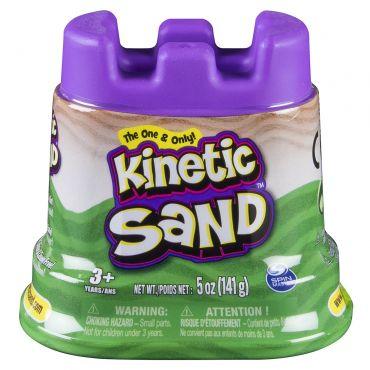 Игровой набор для творчества Kinetic sand 141г Мини-крепость, 71419G