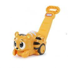 """Розвиваюча іграшка на колесах серії """"Дожени вогник"""" - тигреня (світло, звук), 640926"""