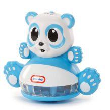 """Розвиваюча іграшка-неваляшка серії """"Дожени вогник"""" - ПАНДА (світло, звук, датчик руху), 641422"""