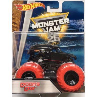 "Машина-внедорожник Doom`s Day серии ""Monster Jam"" Hot Wheels, BHP37/DWN11"