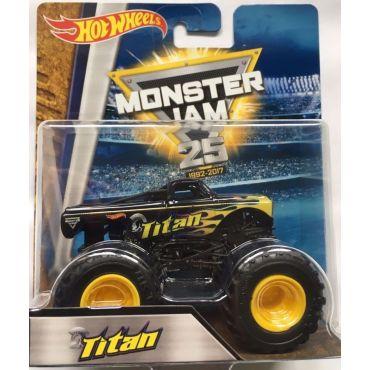 "Машина-позашляховик Titan серії ""Monster Jam"" Hot Wheels, BHP37/DWN21"