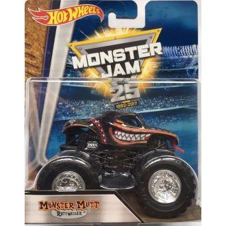 "Машина-позашляховик Monster Mutt серії ""Monster Jam"" Hot Wheels, BHP37"