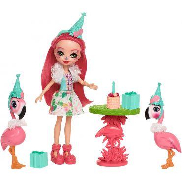 """Игровой набор Enchantimals """"Праздник Фламинго"""", FCC62/FCG79"""