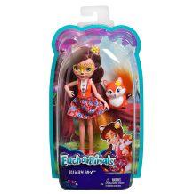 Кукла Enchantimals Фелисити Лис 15см, DVH87/DVH89