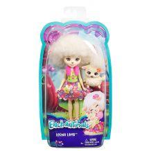 Кукла Enchantimals Лорна Барашка 15см, DVH87/DVH89