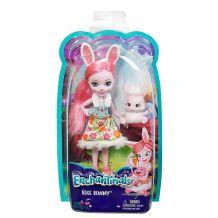 Кукла Enchantimals Бри Кроля 15см, DVH87/DVH88