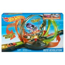 "Трек Hot Wheels ""Революционные гонки"", FDF26"