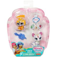 Куклы Тала и Нала, Shimmer & Shine, DLH55 / DPH31