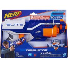 Бластер Nerf Elite Дисраптор, B9837