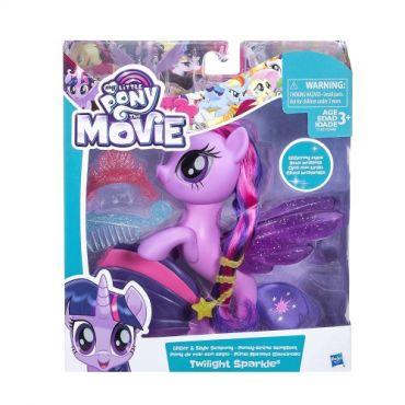 """Інтерактивна Пінкі Пай """"Мерехтіння"""" My Little Pony Hasbro, C0677"""