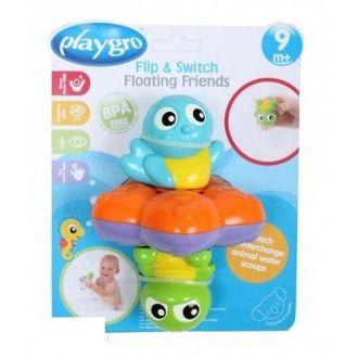 """Іграшка для ванної Playgro """"Плаваючі приятелі"""", 184959"""