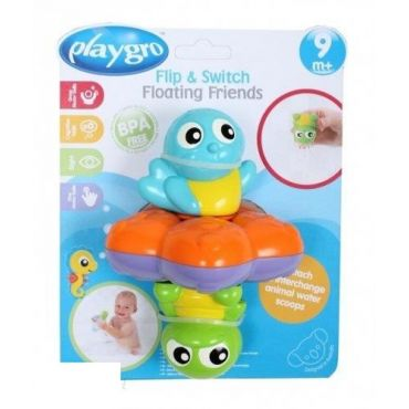 """Іграшка для ванної Playgro """"Водяний млин"""", 0184964"""