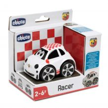 Машинка інерційна, Chicco Fiat 500 Racer, 07667