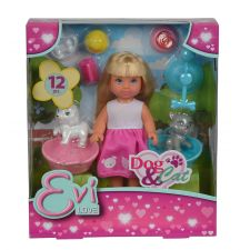 "Лялька Еві ""Домашні улюбленці"" Evi Love, 5733044"