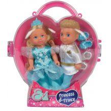 """Кукольный набор Эви и Тимми """"Принц и принцесса"""" Evi Love, 5733071"""