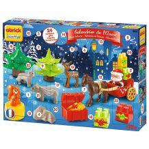 """Іграшка-сюрприз """"Різдвяний календар"""", abrick, 3110"""