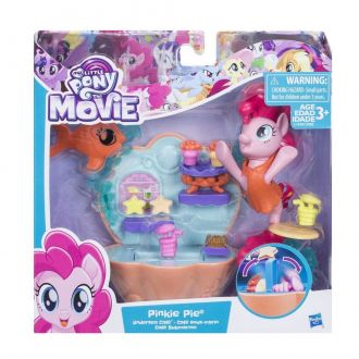 Ігровий набір My Little Pony the Movie Підводне кафе Пінкі Пай, C0682 / C1830