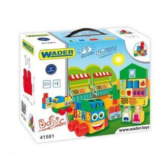 Конструктор Wader Middle Blocks (33 ел.) 41581