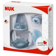 Подарунковий комплект NUK First Choice, 6-18 міс, 225125