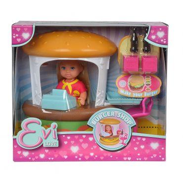 "Лялька Еві ""Бургер-шоп"", 5733050"