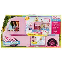 Barbie Трейлер для путешествий, FBR34