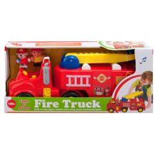 Развивающая игрушка Пожарная машина Kiddieland, 043265