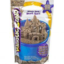 """Игровой набор для творчества Kinetic sand """"Пляжный песок"""" (натуральный цвет) 1360 грамм, 71435"""