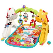 Игровой центр Fisher-Price 3в1 Растем вместе, CCB70