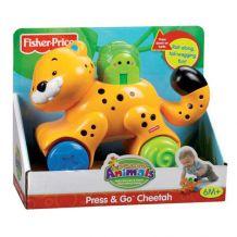 Іграшка-каталка 'Крокодил' (Press & Go Crocodile), Fisher Price, N8161