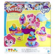 Ігровий набір з пластиліном 'Play-Doh' Пінкі Пай - Вечірка з кексами, В9324