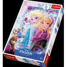 Пазл Trefl Maxi Сестры из Снежной страны, 14225