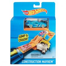 Кишеньковий трек Hot Wheels Jump and Crush, CKJ08/DKR44