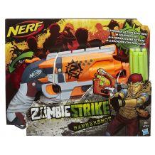 Бластер Hasbro Nerf Zombie Strike Hammershot A4325