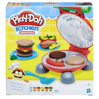 Ігровий набір Бургер Барбекю Play Doh, B5521