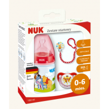 Подарочный комплект NUK First Choice, 6-18 мес, 225125