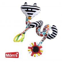 Дитяча плюшева іграшка спіраль Лисичка, Mom's care, 517